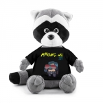 - People 1 Raccoon Toy Front Grey 500 223