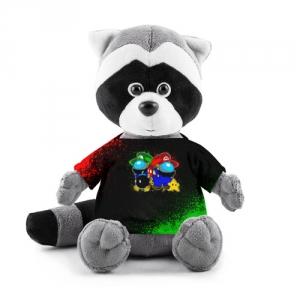 Merchandise Plush Raccoon Among Us Mario Luigi