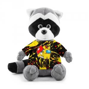 Merchandise Among Us Plush Raccoon Sus Blot