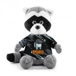 Merchandise Plush Raccoon Battle Royale Pubg Crossover