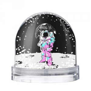 - People 1 Snow Globe Front Transparent 500 170