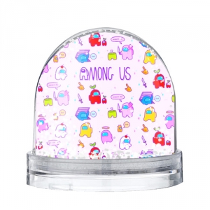- People 1 Snow Globe Front Transparent 500 175