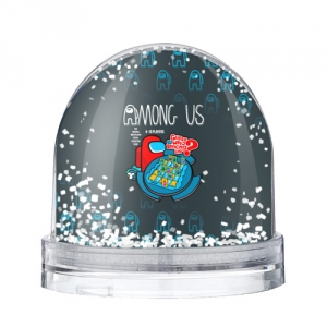 Merch - Among Us Snow Globe Guess Who Board Game