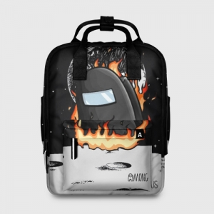 - People 1 Woman Backpack Front White 500 110