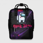 Merchandise - Among Us Rock Star Women'S Backpack