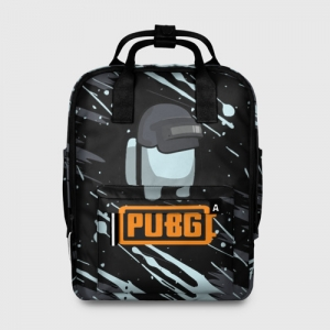 Merchandise - Women'S Backpack Battle Royale Pubg Crossover