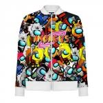 Merchandise - Track Jacket Naruto X Among Us Crossover