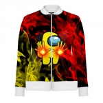 - People 1 Woman Track Jacket Front White 500 83