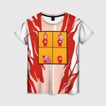 Merch Women'S T-Shirt Among Us Teletubbie Imposter