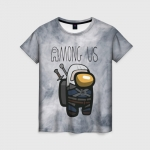 Collectibles Women'S Shirt Among Us X The Witcher