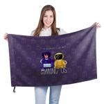 Collectibles - Large Flag Mates Among Us Purple
