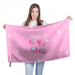 - People 201 Flag Big Front White 500 161