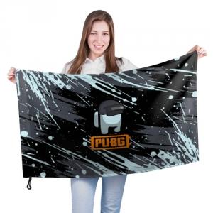 Merchandise Large Flag Battle Royale Pubg Crossover