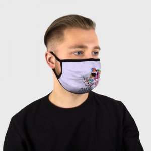 Collectibles - Spaceman Face Mask Among Us Crewmates