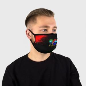 - People 20 Face Mask Front Black 500 309