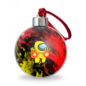 - People 2 Christmas Tree Ball Front Transparent 500 175
