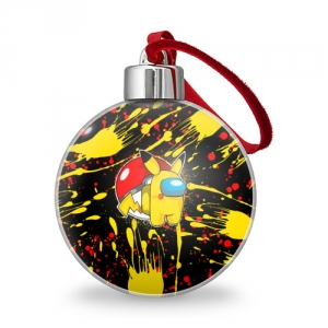 - People 2 Christmas Tree Ball Front Transparent 500 184