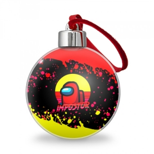 - People 2 Christmas Tree Ball Front Transparent 500 185