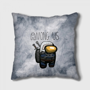 Collectibles Cushion Among Us X The Witcher