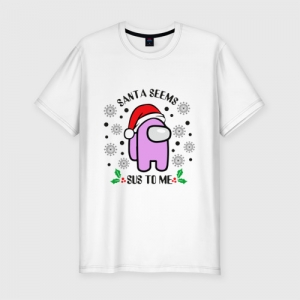 - People 2 Man Tshirt Premium Front White 500 86