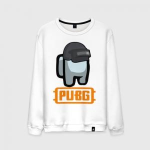 Merch Cotton Sweatshirt Pubg Among Us
