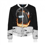 - People 2 Woman Bomber Front White 500 82