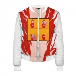 - People 2 Woman Bomber Front White 500 87