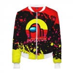 - People 2 Woman Bomber Front White 500 90
