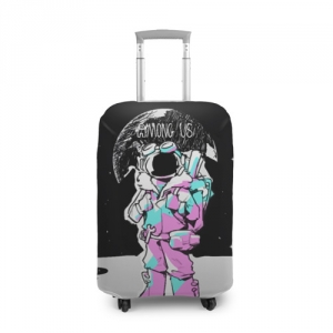 - People 301 Luggage Cover Front White 500 210