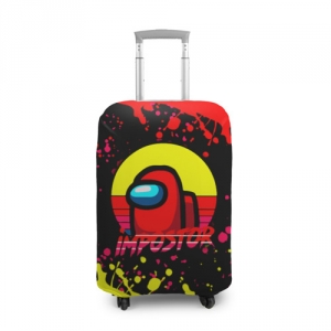 - People 301 Luggage Cover Front White 500 228