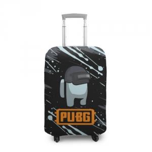Merchandise Suitcase Cover Battle Royale Pubg Crossover