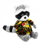 People_301_Raccoon_Toy_Front_Grey_500