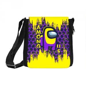 - People 3 Bag Should Full Front Black 500 301