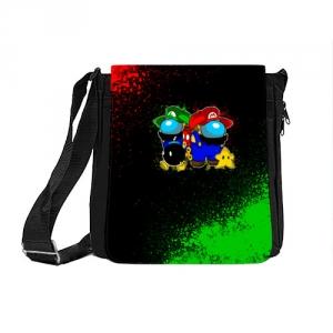 - People 3 Bag Should Full Front Black 500 312