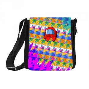 - People 3 Bag Should Full Front Black 500 314