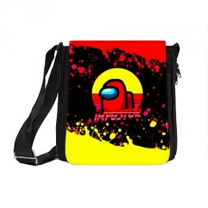 - People 3 Bag Should Full Front Black 500 316