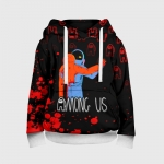 Collectibles - Deadly Dance Kids Hoodie Among Us