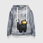 - People 3 Child Hoodie Full Front White 500 181