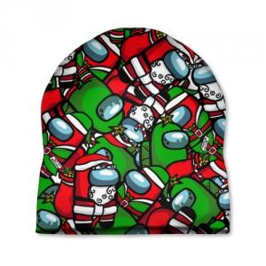 Merchandise Cap Santa Imposter Among Us