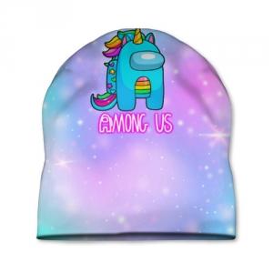 Merchandise Among Us Cap Rainbow Unicorn