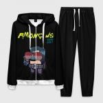 Merch - Homewear Men'S Set Among Us X Cyberpunk 2077