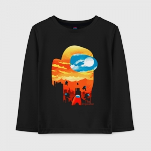 Collectibles Kids Cotton Long Sleeve Among Us Imposter