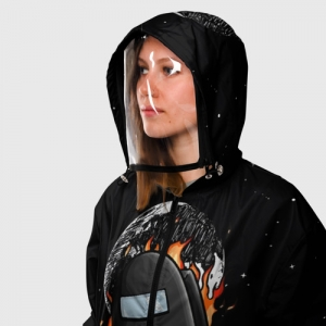 - People 4 Windbreaker Facescreen Front Black 500 56