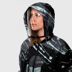 - People 4 Windbreaker Facescreen Front Black 500 61