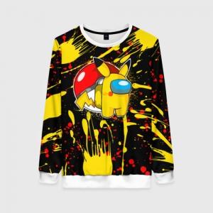 Merchandise Among Us Women'S Sweatshirt Sus Blot