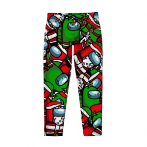 - People 5 Child Leggings Front White 500 29