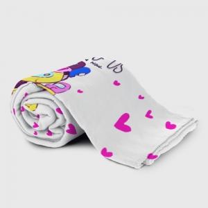 Merch Mom Now Plaid Throw Among Us White Heart Emoji