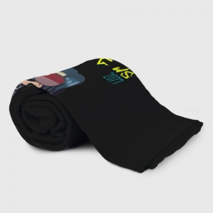 Collectibles Plaid Throw Among Us X Cyberpunk 2077
