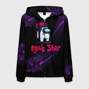 - People 6 Man Hoodie Jacket Front Black 500 25