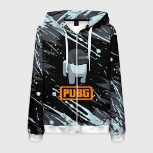 Merchandise Zipper Hoodie Battle Royale Pubg Crossover